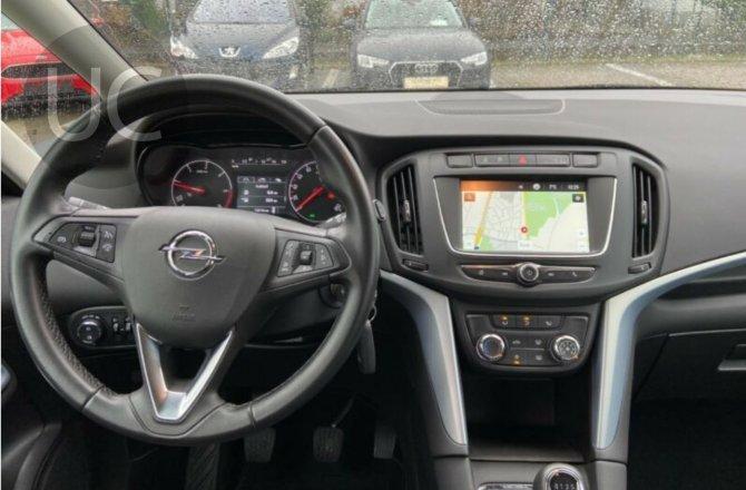купить Opel Zafira с пробегом, 2017 года