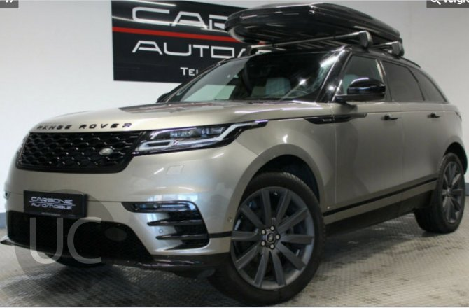 подержанный авто Land Rover Range Rover 2017 года