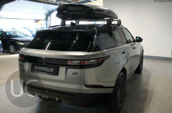 купить Land Rover Range Rover с пробегом, 2017 года