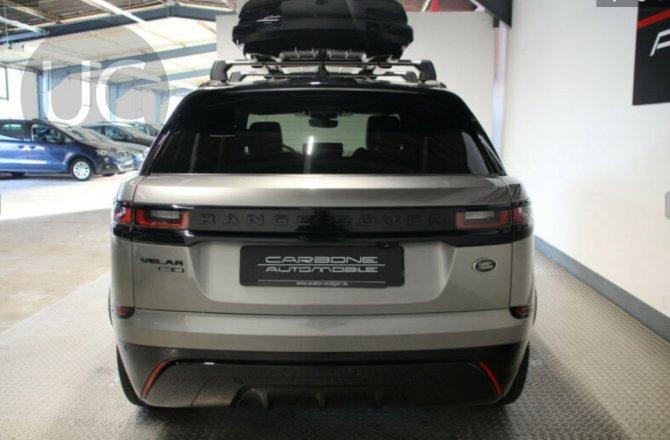 купить б/у автомобиль Land Rover Range Rover 2017 года