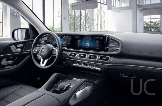 купить б/у автомобиль Mercedes-Benz GLE-class 2020 года