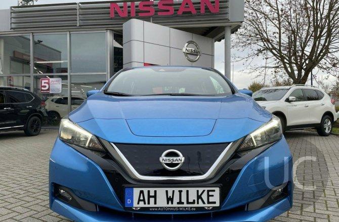 фотографии Nissan Leaf