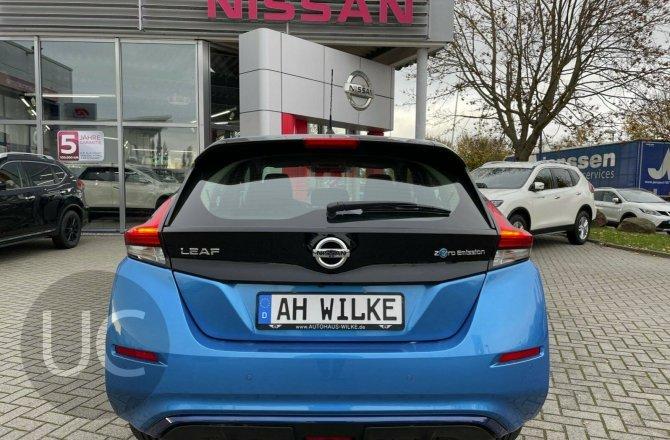купить б/у автомобиль Nissan Leaf 2020 года