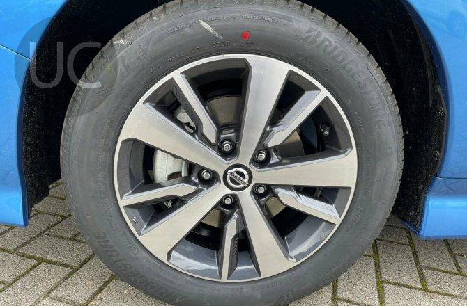 объявление о продаже Nissan Leaf 2020 года