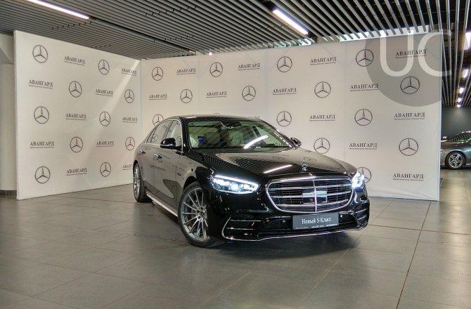 подержанный авто Mercedes-Benz S-Class 2020 года