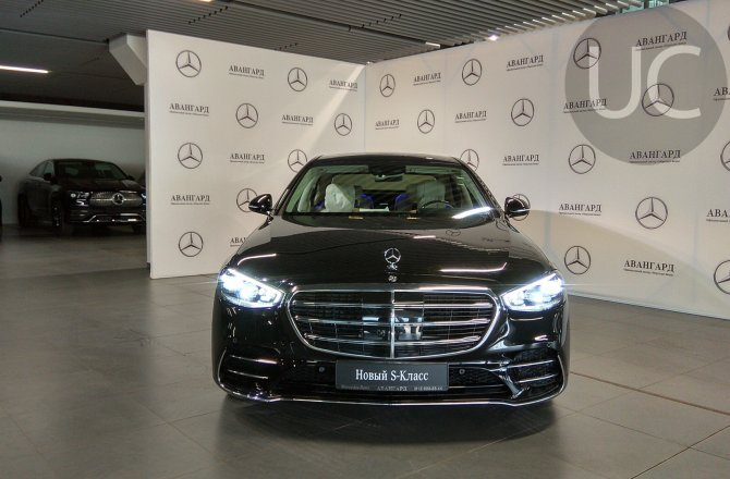 фотографии Mercedes-Benz S-Class