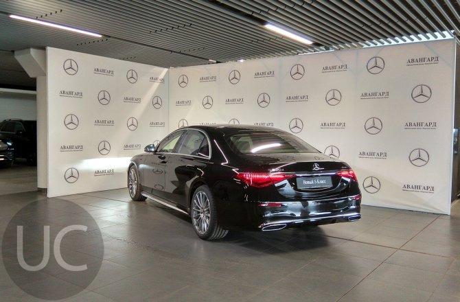 объявление о продаже Mercedes-Benz S-Class 2020 года
