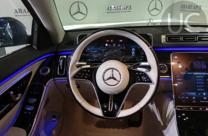 Mercedes-Benz S-Class 2020 года за 15 500 800 рублей
