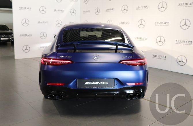 подержанный авто Mercedes-Benz AMG GT 2021 года