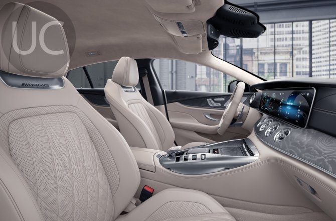 купить Mercedes-Benz AMG GT с пробегом, 2021 года