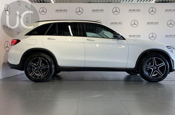 объявление о продаже Mercedes-Benz GLC-class 2021 года