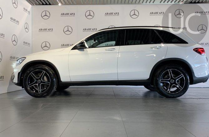 купить Mercedes-Benz GLC-class с пробегом, 2021 года