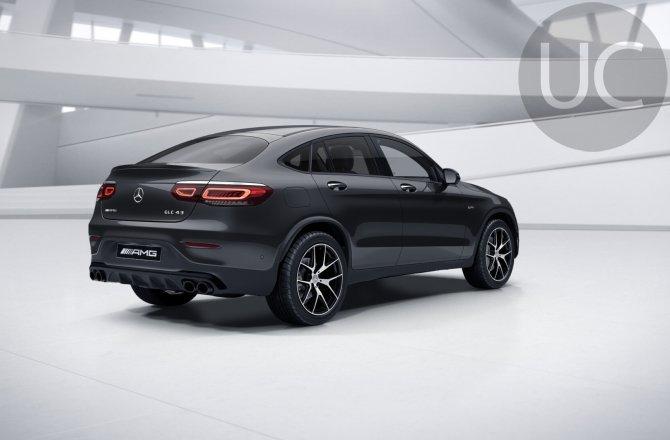 объявление о продаже Mercedes-Benz GLC AMG Coupe 2020 года