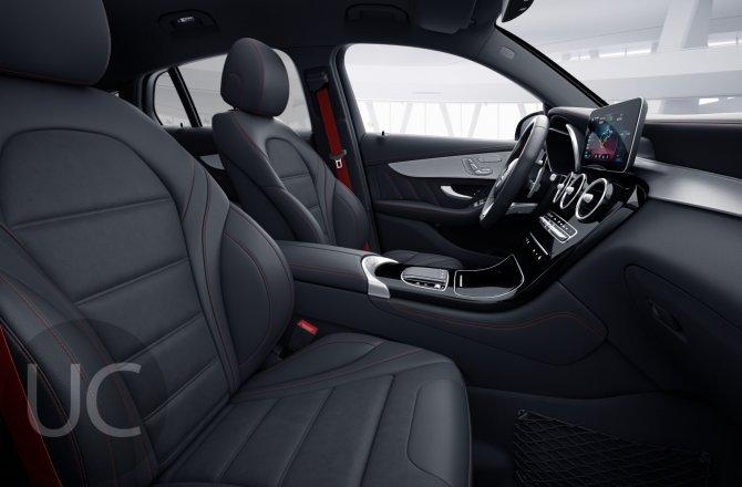 купить Mercedes-Benz GLC AMG Coupe с пробегом, 2020 года