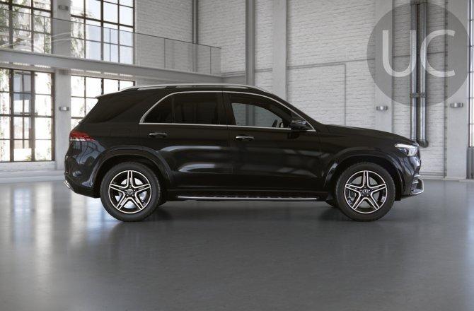 фотографии Mercedes-Benz GLE-class