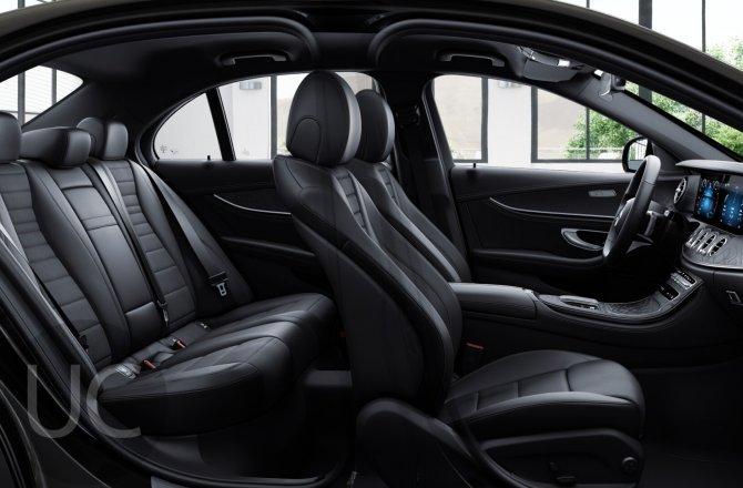 купить б/у автомобиль Mercedes-Benz E-Class 2021 года