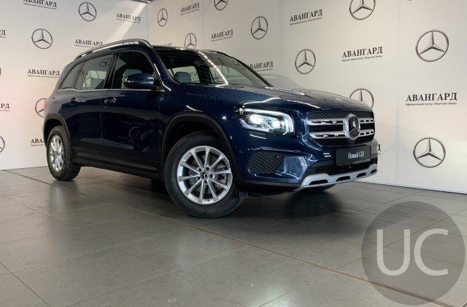 подержанный авто Mercedes-Benz GLB-сlass 2021 года