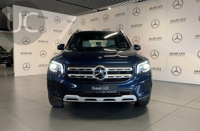 купить б/у автомобиль Mercedes-Benz GLB-сlass 2021 года