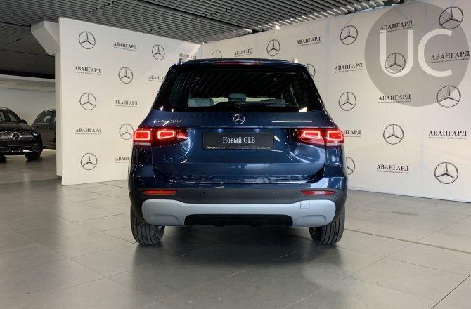 Mercedes-Benz GLB-сlass 2021 года за 3 240 000 рублей
