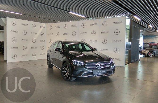 подержанный авто Mercedes-Benz E-Class 2021 года