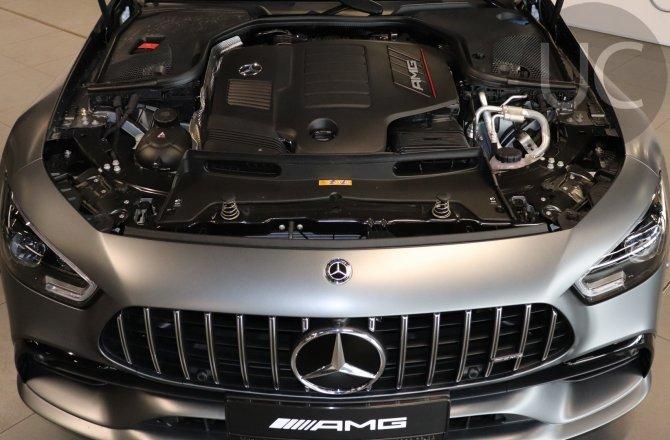 фотографии Mercedes-Benz AMG GT