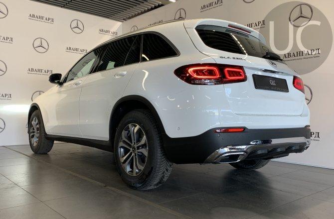 фотографии Mercedes-Benz GLC-class