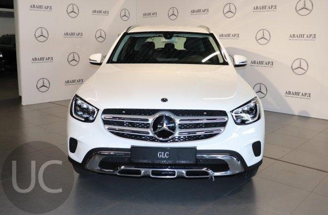 подержанный авто Mercedes-Benz GLC-class 2021 года