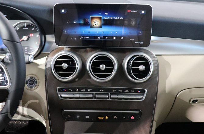 Mercedes-Benz GLC-class 2021 года за 4 690 000 рублей