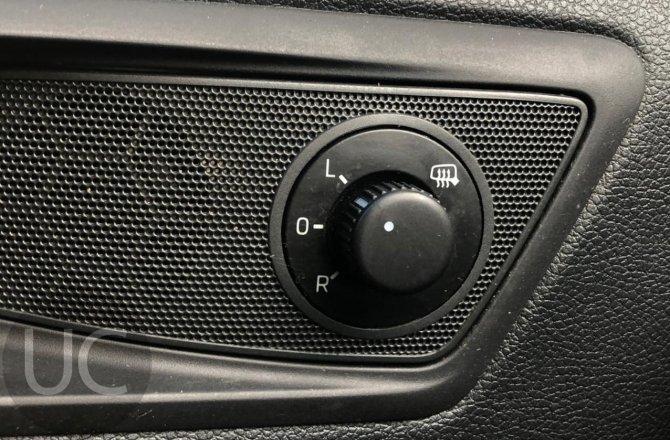 подержанный авто Skoda Yeti 2017 года