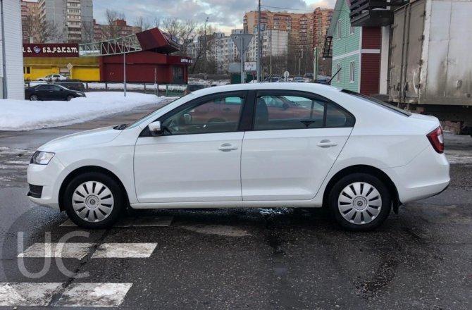купить б/у автомобиль Skoda Rapid  2018 года