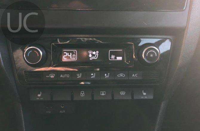 подержанный авто Skoda Rapid  2017 года
