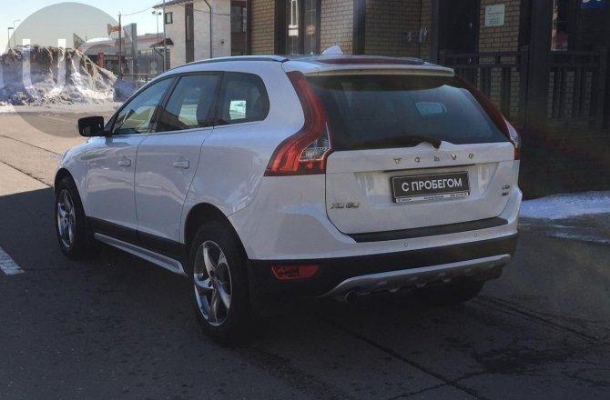 подержанный авто Volvo XC60 2012 года