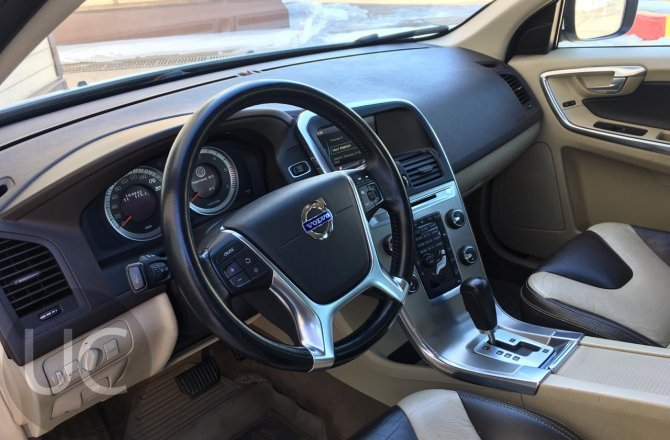 купить Volvo XC60 с пробегом, 2012 года
