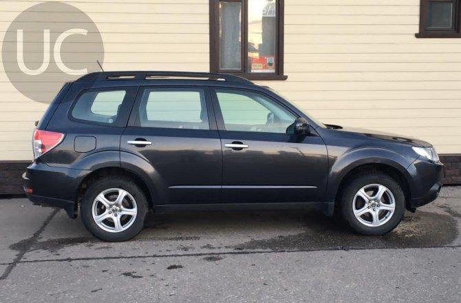 купить б/у автомобиль Subaru Forester 2011 года