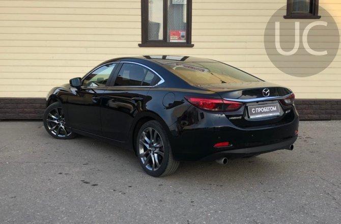 купить Mazda 6 с пробегом, 2017 года