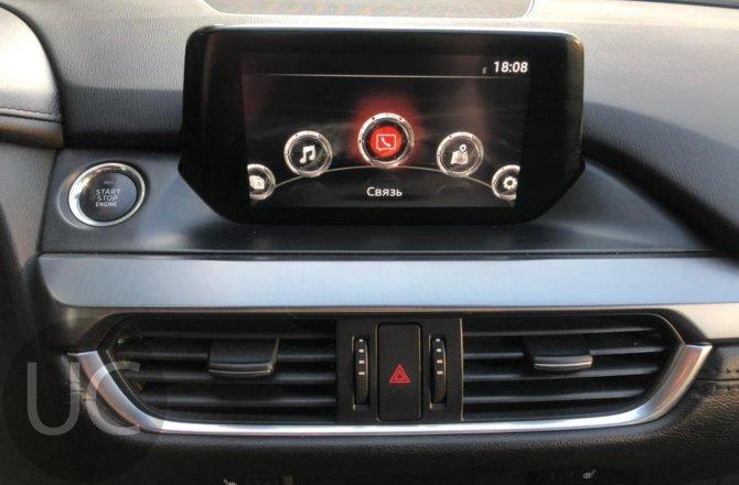 Mazda 6 2017 года за 1 584 000 рублей