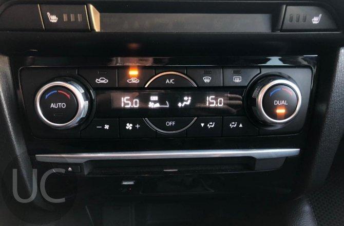 подержанный авто Mazda 6 2017 года