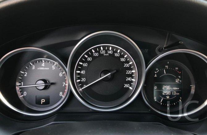 купить б/у автомобиль Mazda 6 2017 года