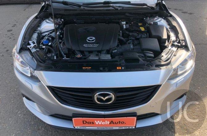Mazda 6 2017 года за 1 729 000 рублей
