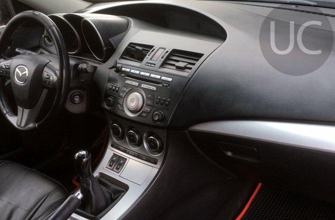 объявление о продаже Mazda 3 2009 года