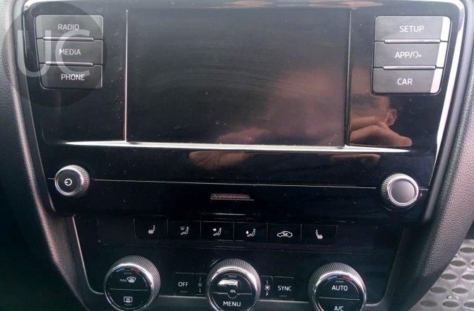 купить Skoda Octavia с пробегом, 2017 года