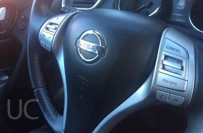 подержанный авто Nissan Qashqai 2018 года