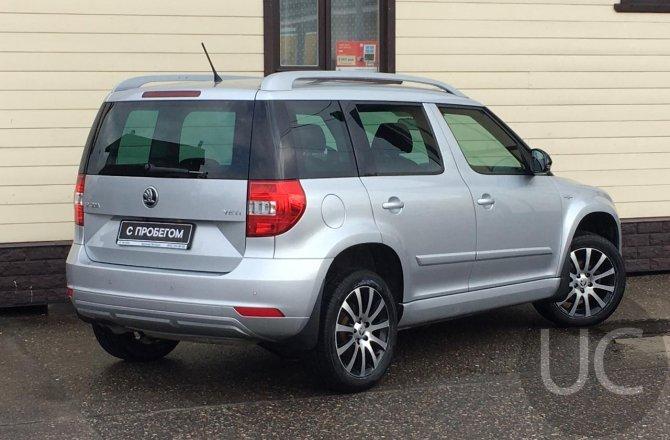 купить б/у автомобиль Skoda Yeti 2016 года