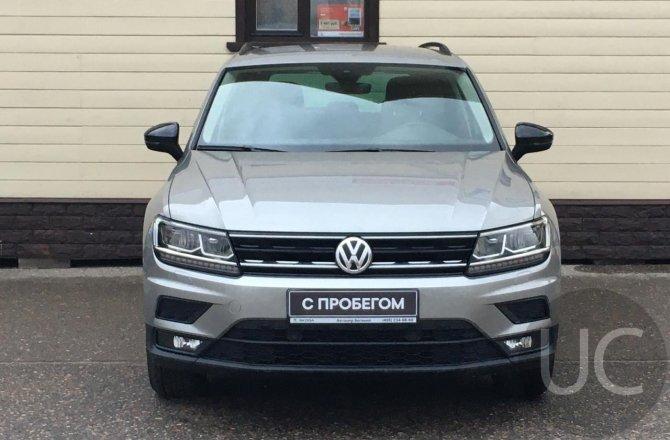 фотографии Volkswagen Tiguan