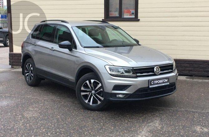 объявление о продаже Volkswagen Tiguan 2019 года