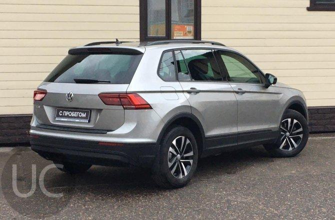 купить б/у автомобиль Volkswagen Tiguan 2019 года
