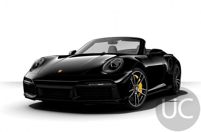 подержанный авто Porsche 911 2021 года