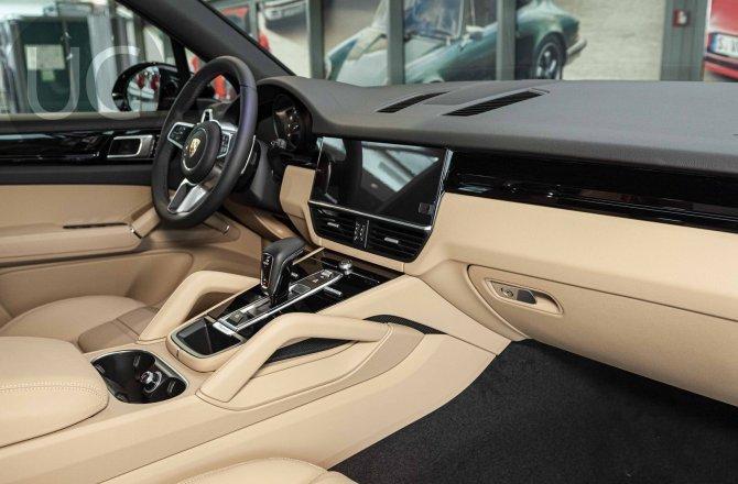купить Porsche Cayenne с пробегом, 2021 года