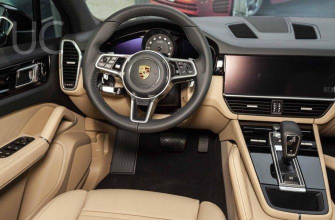 Porsche Cayenne 2021 года за 9 009 545 рублей