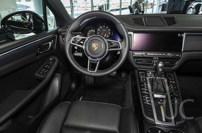 фотографии Porsche Macan